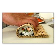 Making Sushi Decal