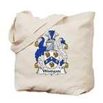 Woodgate Family Crest Tote Bag