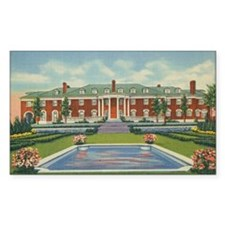 Vintage Spindletop Stock Farm Decal