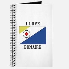 I love Bonaire Journal