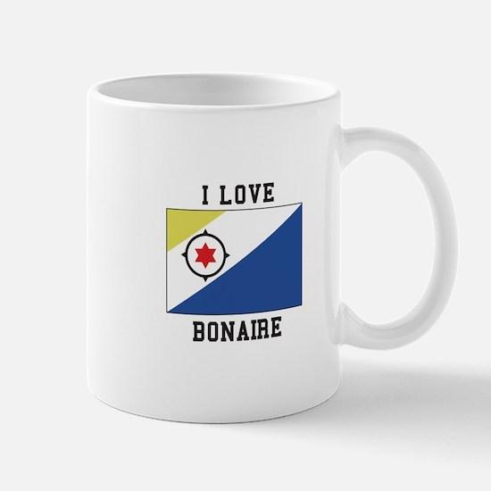 I love Bonaire Mugs
