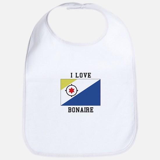 I love Bonaire Bib