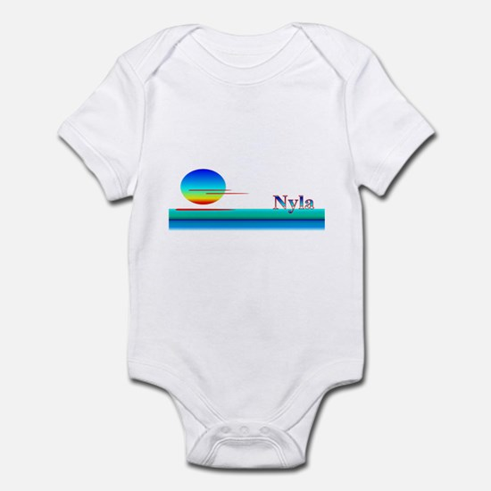 Ola Infant Bodysuit