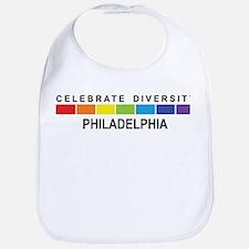 PHILADELPHIA - Celebrate Dive Bib