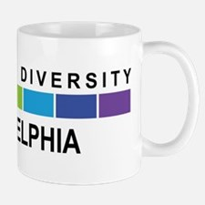 PHILADELPHIA - Celebrate Dive Mug