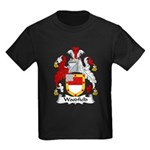 Woodfield Family Crest Kids Dark T-Shirt