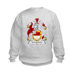 Woodfield Family Crest Kids Sweatshirt
