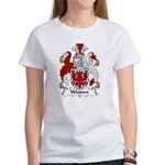 Wooden Family Crest Women's T-Shirt