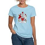 Wooden Family Crest Women's Light T-Shirt