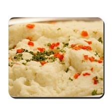 Mashed Potatoes Mousepad