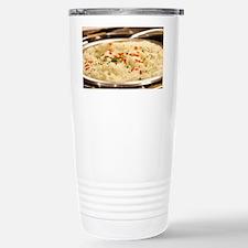 Mashed Potatoes Stainless Steel Travel Mug