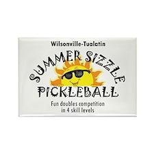 Summer Sizzle logo2 Magnets