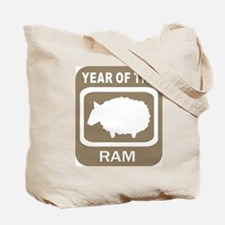 Year of The Sheep Tote Bag