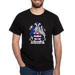 Woodburgh Family Crest Dark T-Shirt
