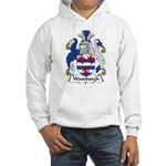 Woodburgh Family Crest Hooded Sweatshirt