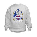 Woodburgh Family Crest Kids Sweatshirt
