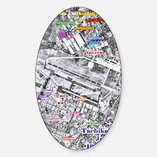 Marauder Sticker (Oval)