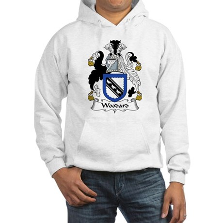 Woodard Family Crest Hooded Sweatshirt