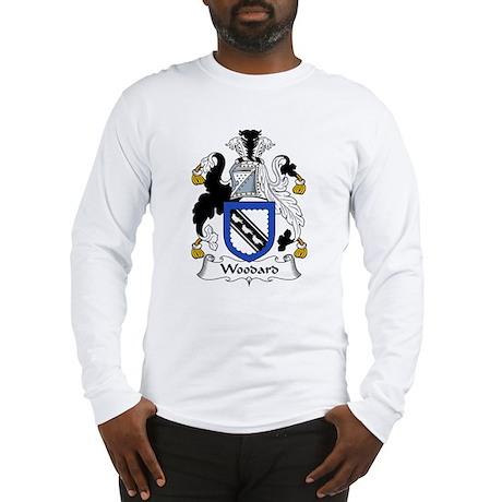Woodard Family Crest Long Sleeve T-Shirt