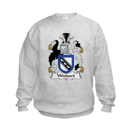 Woodard Family Crest Kids Sweatshirt