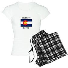 Colorado Native Pajamas
