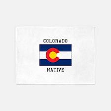 Colorado Native 5'x7'Area Rug