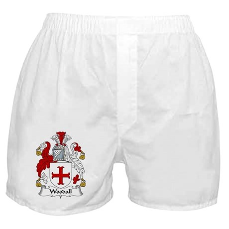 Woodall Family Crest Boxer Shorts