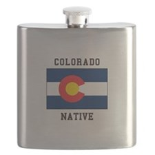 Colorado Native Flask