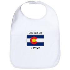Colorado Native Bib