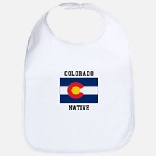 Colorado Native Bib