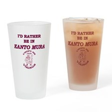 Funny Kanto Drinking Glass
