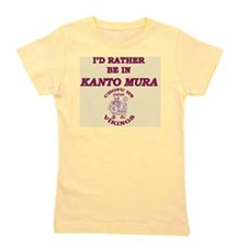 Unique Kanto Girl's Tee
