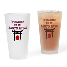 Kanto Drinking Glass