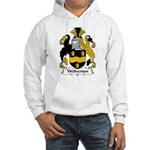 Wolverton Family Crest Hooded Sweatshirt