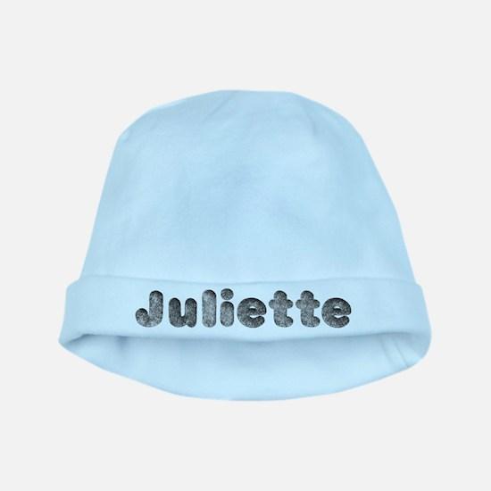 Juliette Wolf baby hat