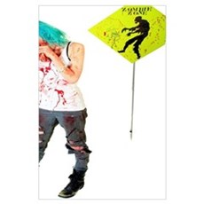 When Zombies Attack! Poster