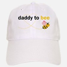 Daddy To Bee Baseball Baseball Baseball Cap
