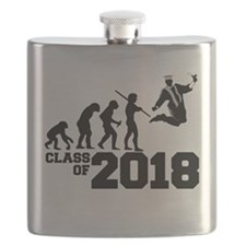 Class of 2018 Evolution Flask