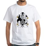 Wise Family Crest White T-Shirt