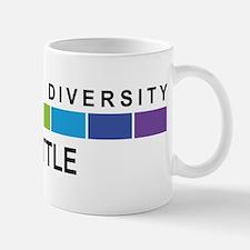 SEATTLE - Celebrate Diversity Mug