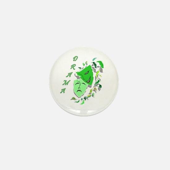 Drama - design 3 Mini Button