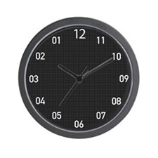 Turn Back Time Wall Clock