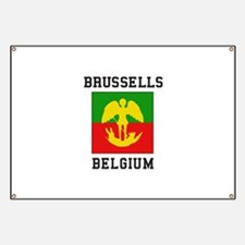 Brussells Belgium Banner