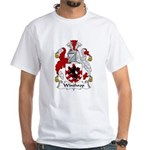 Winthrop Family Crest White T-Shirt
