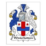 Winterbottom Family Cres Small Poster