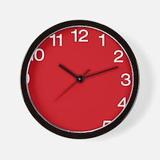 9 to 5 Clock Wall Clock