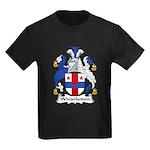 Winterbottom Family Cres Kids Dark T-Shirt