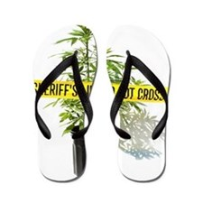 Medical Marijuana Flip Flops