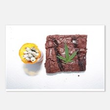 Funny Bongs Postcards (Package of 8)