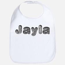 Jayla Wolf Bib